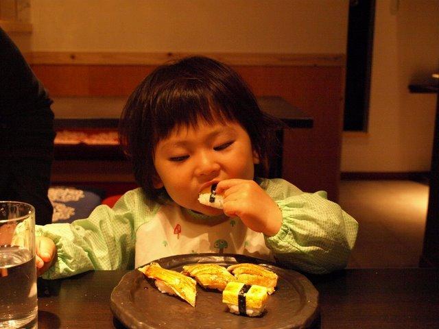 和幸寿司 子供