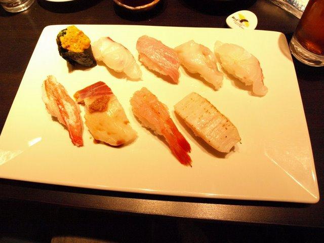 和幸寿司 特上