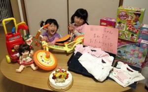 2歳のお誕生日プレゼント