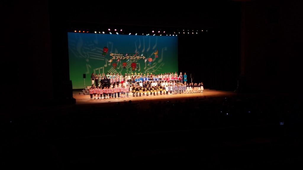 2015年 ヤマハ スプリングコンサート